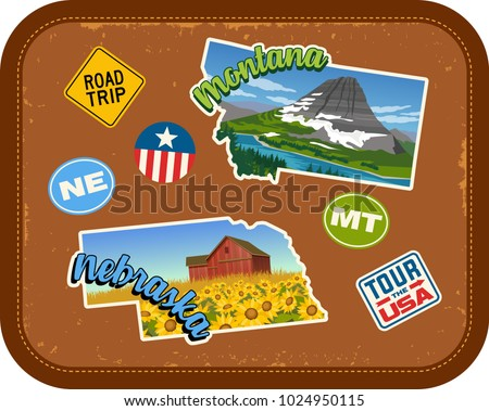 montana  nebraska travel