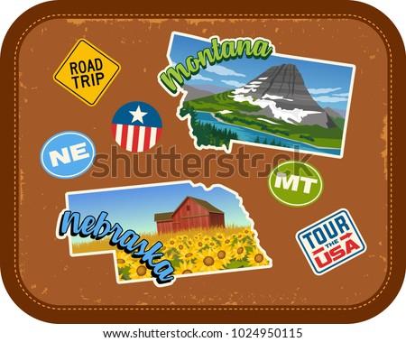 montana  nebraska travel...