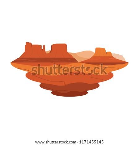 monument valley sandstone