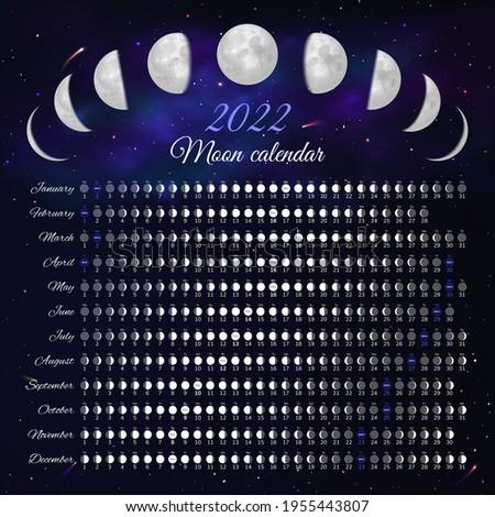 Wiccan Calendar 2022.Shutterstock Puzzlepix