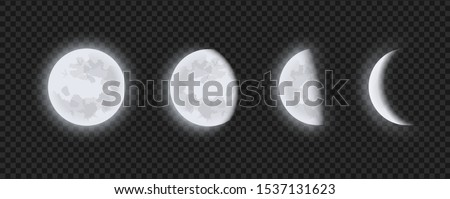 moon phases  waning or waxing