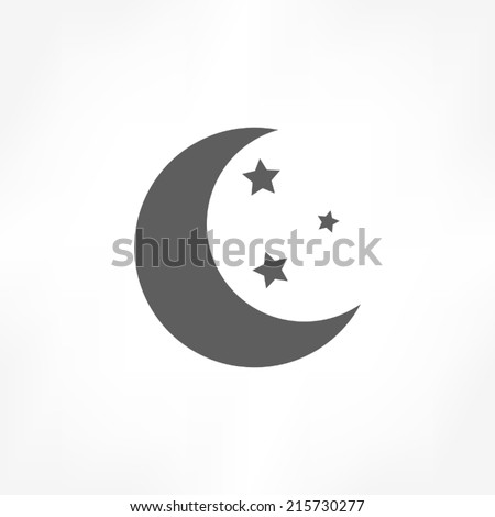 moon star icon