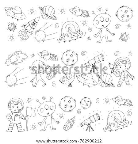 moon surface kindergarten