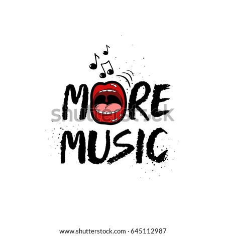 more music   inspirational hand