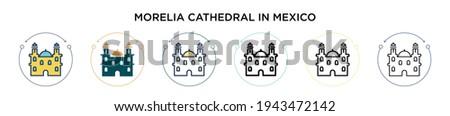 morelia cathedral in mexico
