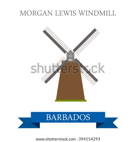 morgan lewis windmill in