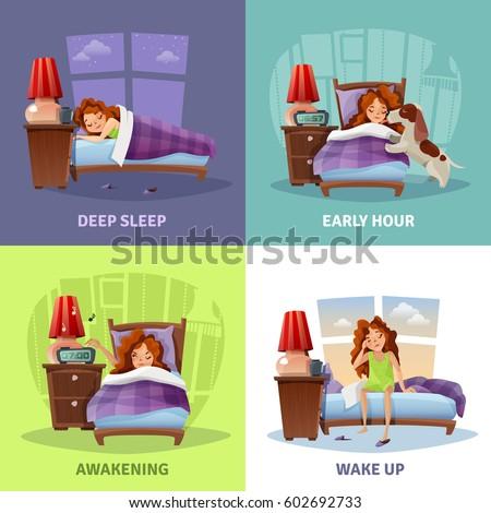 morning awakening 2x2 design