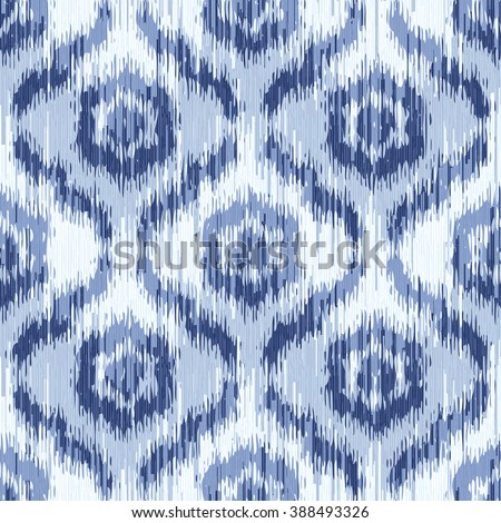 stock-vector-moroccan-faux-tribal-fabric-flower-ikat-pattern-seamless-vector-background-tile