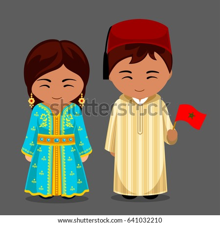 Writing about moroccan wedding