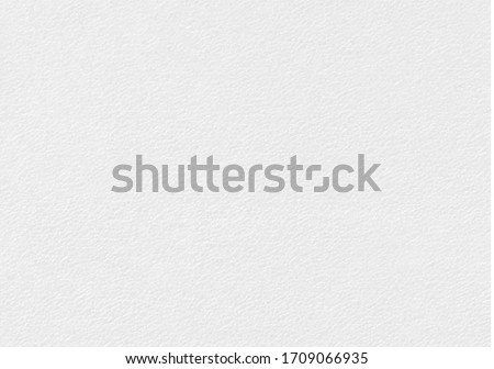 Morocco White Paper Vector Texture. Decorated Press Paper Pattern. Background Illustration Backdrop.