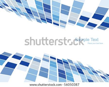 mosaic vector pattern design