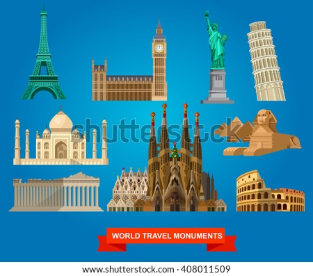 most famous world landmarks