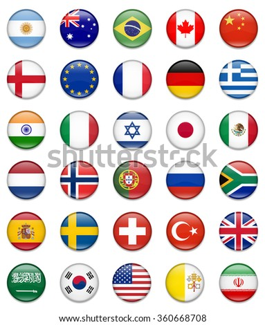 Most Popular Flag Collection #360668708