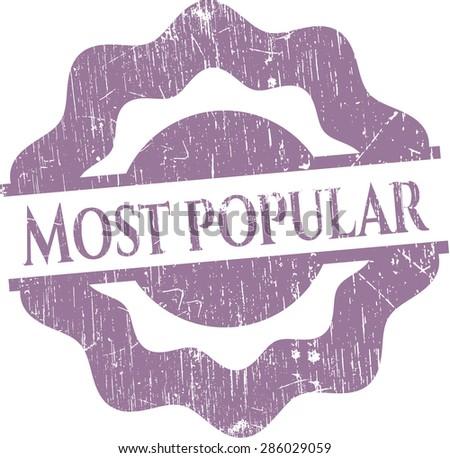Most Popular grunge seal