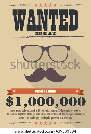 most wanted man with mustache