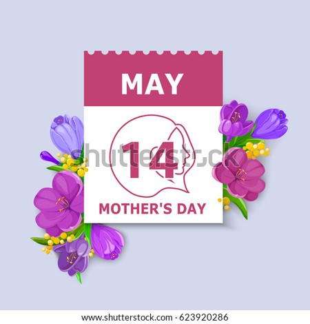 mother's day card may 14