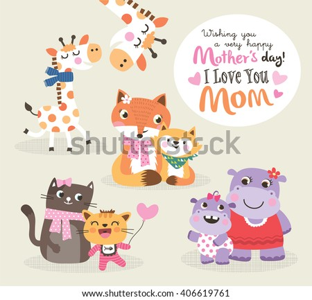 mother's day greeting card....