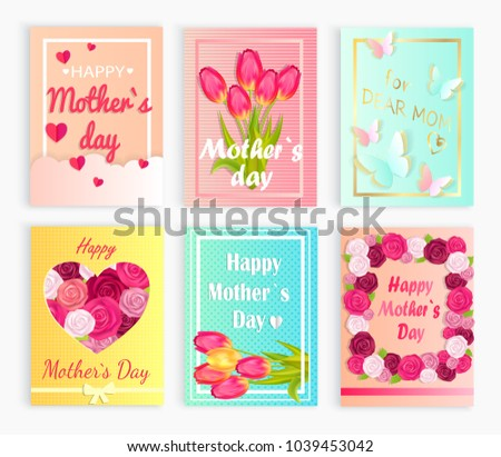mother's day six cute