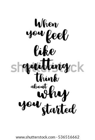 motivational quote  vector