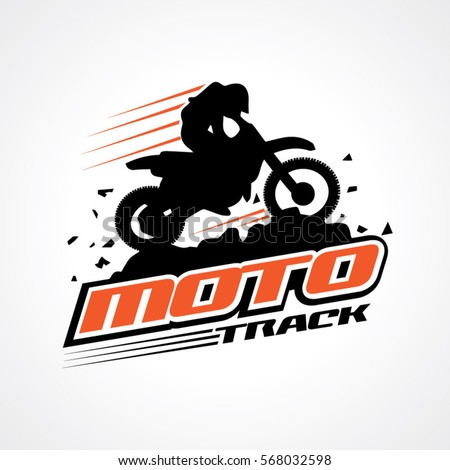 Moto Track Logo Sign Symbol Icon