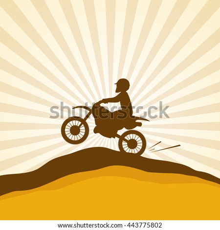 motocross  motorcycle bike