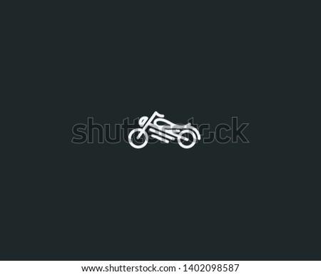 Dirt Bike Vintage Logo Vectors Download Free Vector Art Stock