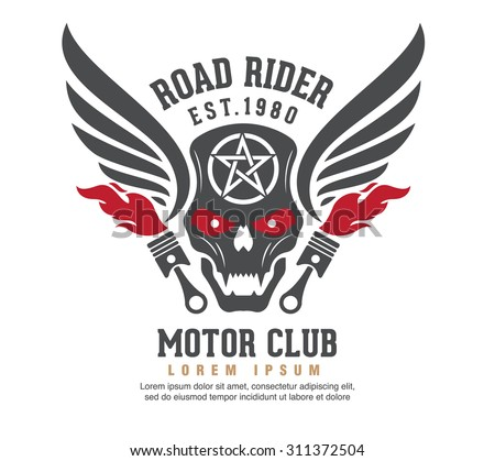 motor logo graphic design logo
