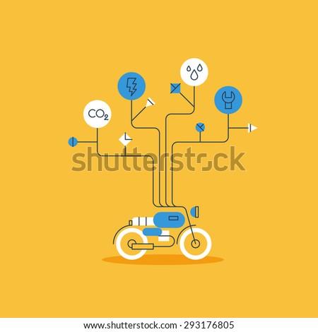 motorbike repair works and