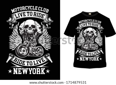 motorcycle club live to ride