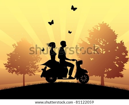 motorcycle drive