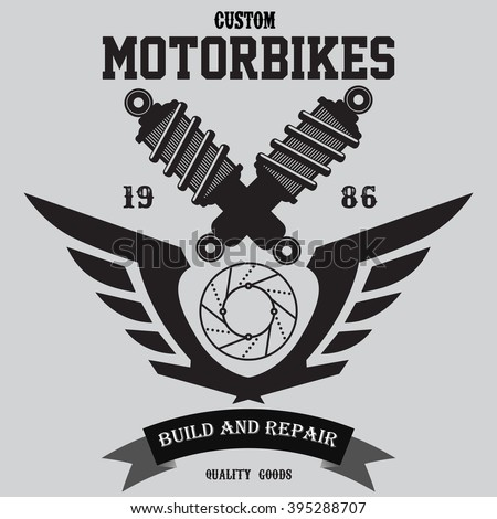motorcycle motorbike build and