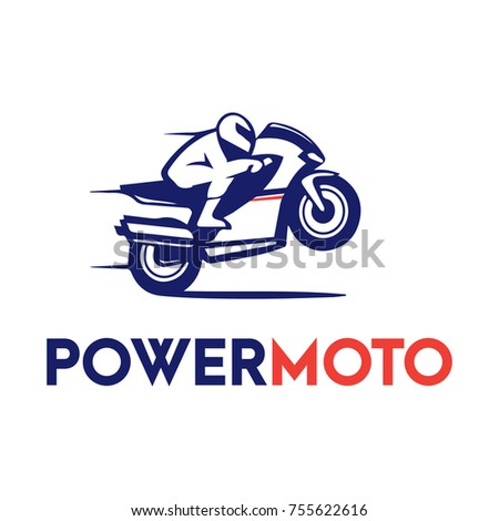 motorcycle parts & accessories logo