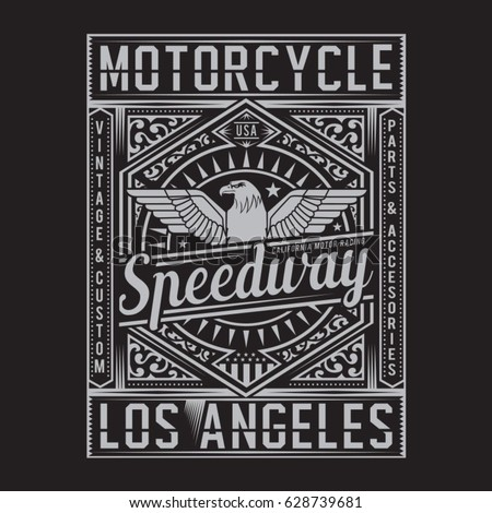 motorcycle speedway eagle...