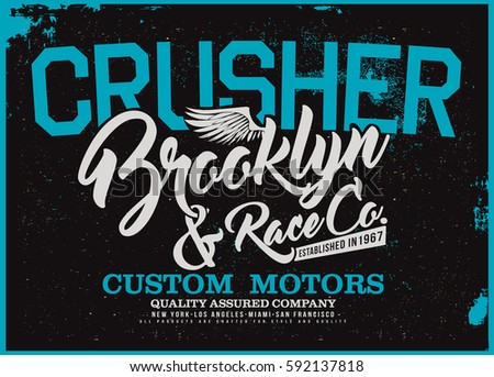 motorcycle t shirt graphic