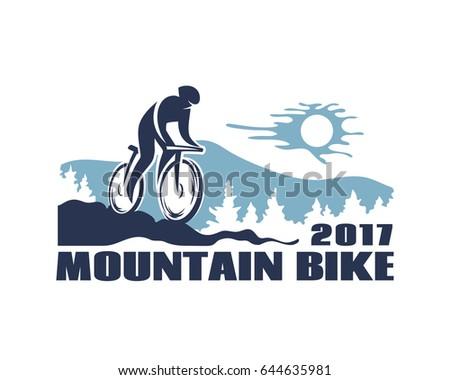 Mountain Bike Race Competition Vectors Download Free Vector Art
