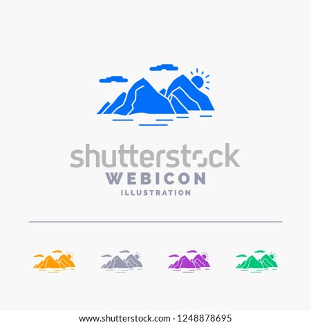 mountain  hill  landscape