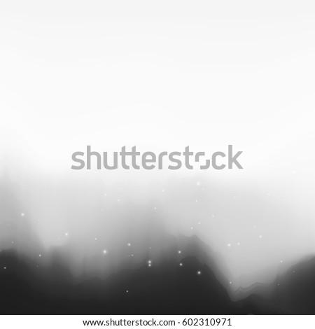mountain peaks illustration