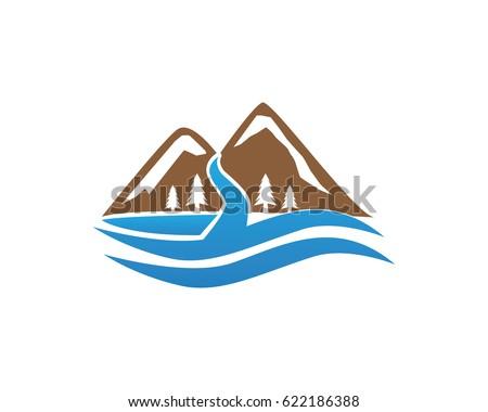 mountain river logo