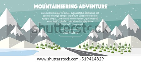 mountaineering adventure alps