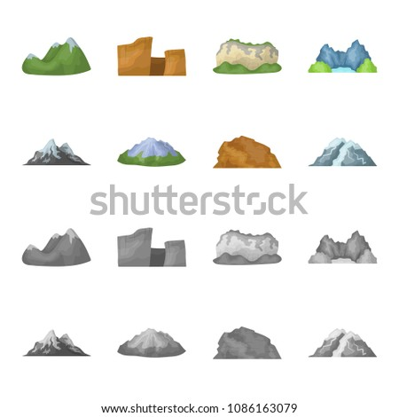 mountains in the desert  a