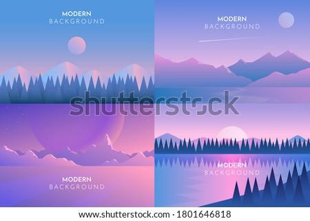mountains  sea  ocean  rocks