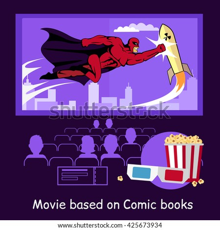 movie based on comic books
