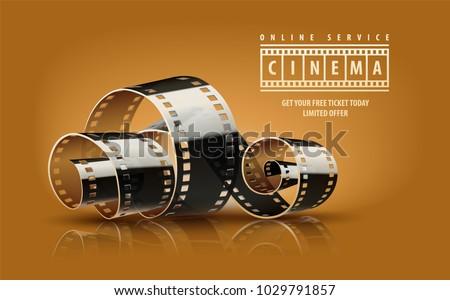 movie film reel cinematography