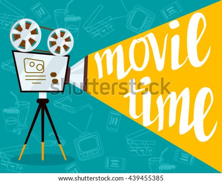 movie time conceptcreative