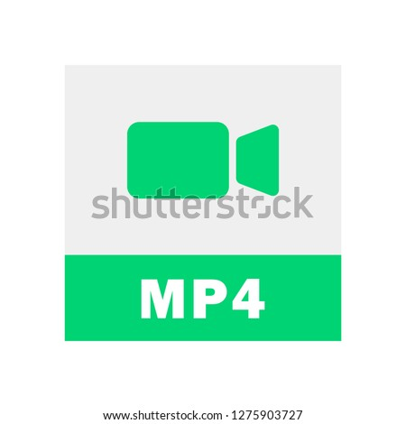 MP4 File icon