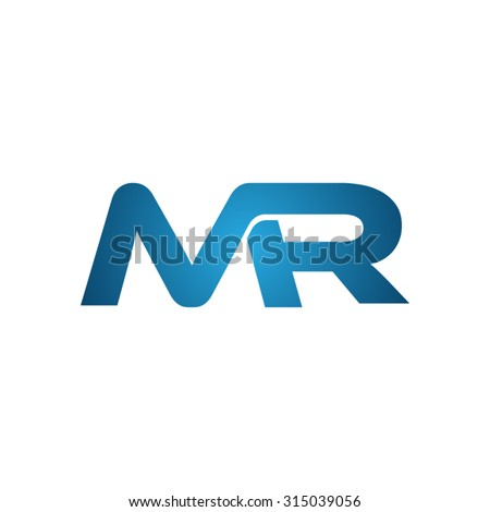 MR Initial Company Linked Letter Logo 315039056
