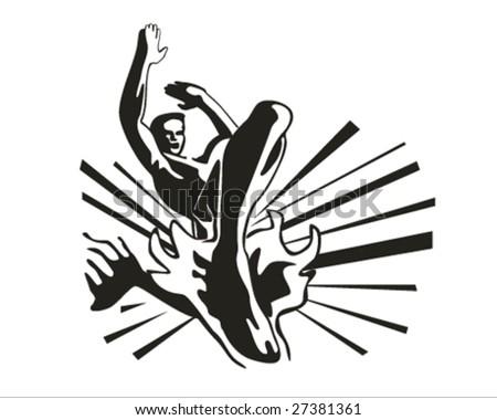 muay thai jump