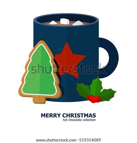 mug of hot chocolate with
