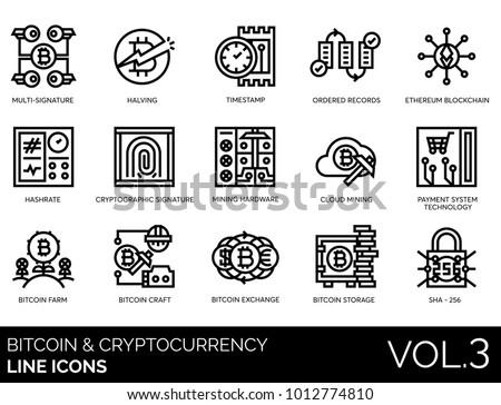 Multi Cryptographic Signature Halving Timestamp Ordered Records Ethereum Hashrate Mining