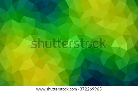 multicolor dark green  blue
